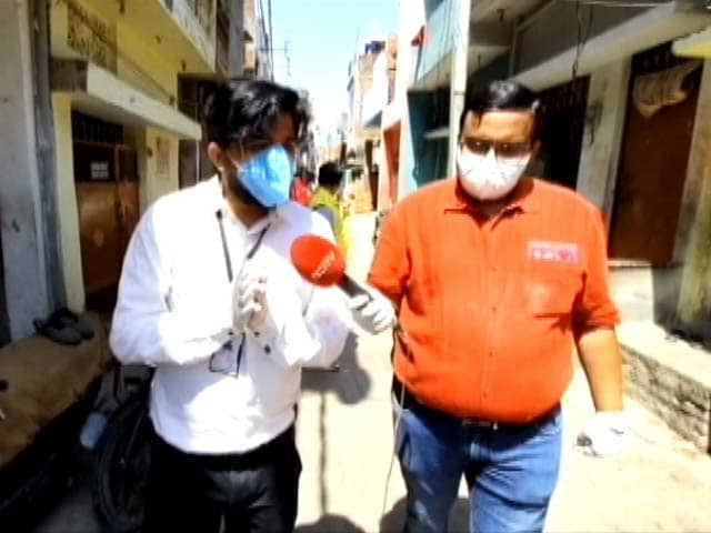 Video : NGO Oxfam India Dissimentates Information About COVID-19 Through Text Messages