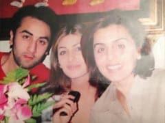 Riddhima Kapoor Sahni's Throwback Pic With Brother Ranbir And Mom Neetu Is Fam-Jam Goals