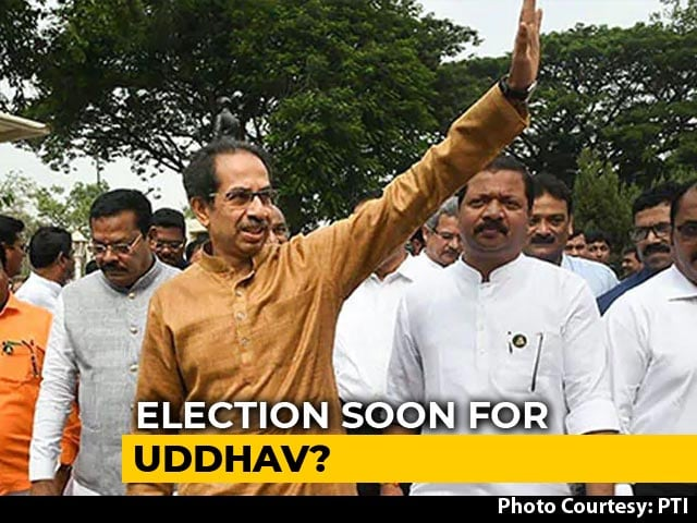 Video : After Call To PM Modi, Uddhav Thackeray Gains, Elections Requested