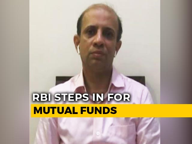 Video : RBI Statement Came At Right Time: Mutual Fund Expert