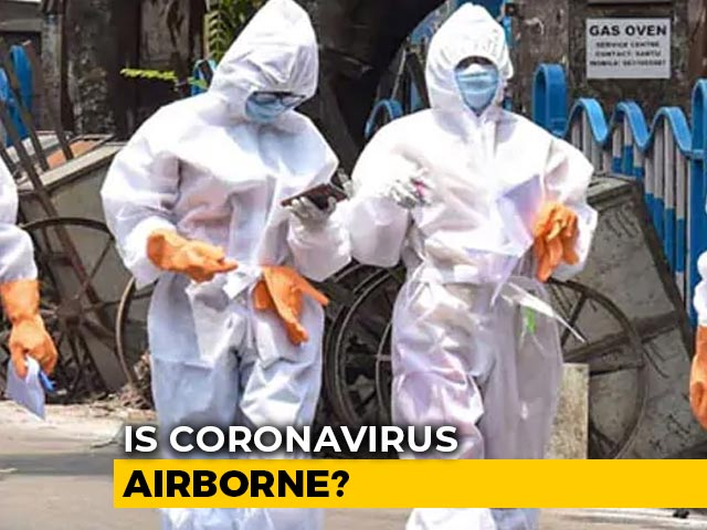 Video : US Top COVID Doctor Warns Of Second Coronavirus Wave