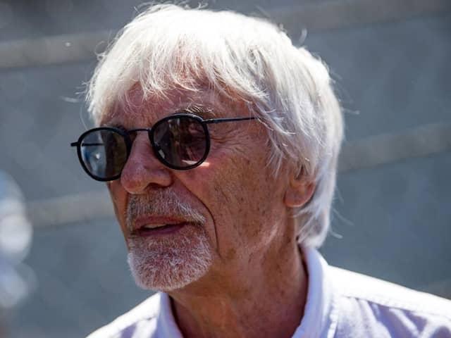 2020 F1 Championship Should Be Cancelled: Bernie Ecclestone