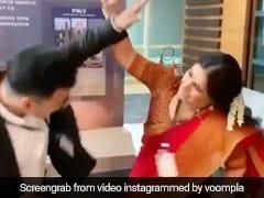 अक्षय कुमार और विद्या बालन के बीच हो गई तगड़ी फाइट, लॉकडाउन के बीच थ्रोबैक Video वायरल