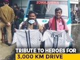 Video : They Drove 3,000 km With Coffin From Chennai. Watch Mizoram Say Thanks
