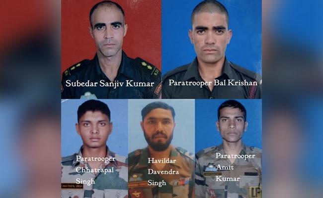 जम्मू कश्मीर के केरन सेक्टर में सेना ने खतरनाक ऑपरेशन को दिया अंजाम, मार गिराये पांच आतंकी- 5 जवान भी शहीद