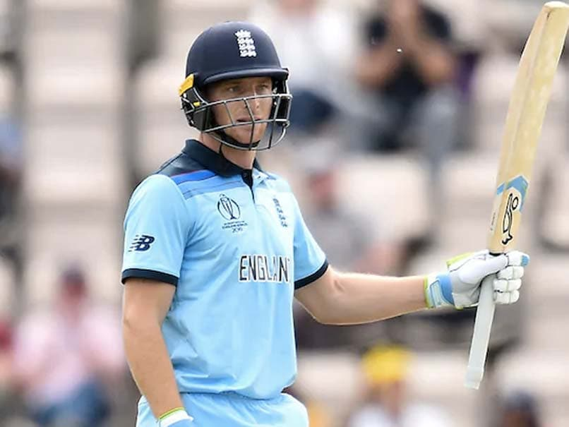 Jos Buttler Auctions World Cup Final Shirt To Raise Funds In Fight Against Coronavirus