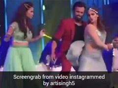 आरती सिंह ने मामा गोविंदा के गाने पर जबरदस्त डांस से बांधा समां, बार-बार देखा जा रहा Video