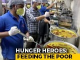 Video : Delhi's Hunger Heroes Feed The Needy Amid COVID-19 Lockdown
