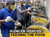 Video : Delhi's Hunger Heroes Feed The Needy Amid COVID-19 Lockdown