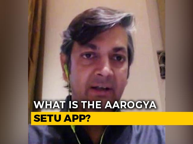 Video : 50 Million Downloads For COVID-19 App In 13 Days - Its Advisor Explains Benefits