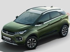 Tata Nexon XZ+ (S) Variant With Sunroof Launched In India; Prices Start At Rs. 10.10 Lakh