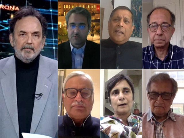 Video: How Can The Economy Recover From COVID-19: Prannoy Roy Talks To Experts