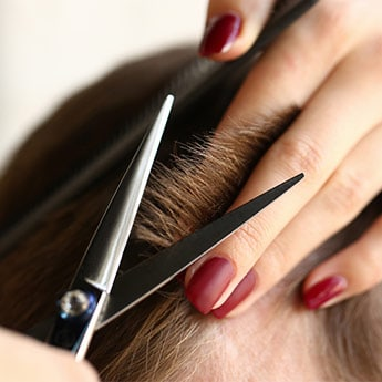 Thinking About Cutting Your Own Hair? You'll Want To Read This First