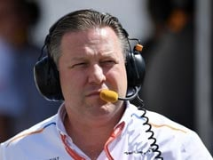 "Formula One In ""Very Fragile State"", Warns McLaren Boss Zak Brown"