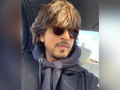"""Glad To Be Of Service,"" Shah Rukh Khan Tweets To Maharashtra Minister"