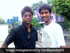 हार्दिक पंड्या ने पोस्ट की अपनी बचपन की फोटो तो छूटी इंग्लैंड के खिलाड़ी की हंसी, दिया ऐसा Reaction