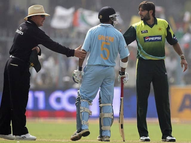 Liar Shahid Aafrdi exclaims that thats why Indian players would ask forgiveness after the match