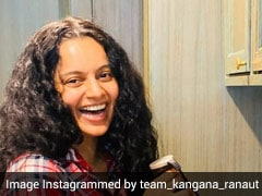 Kangana Ranaut Turns Baker In Her Latest Kitchen Experiment; See What She Made!