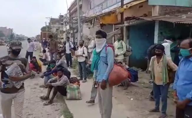 পরিযায়ী শ্রমিকদের ফেরাতে মাত্র ২টি ট্রেন চেয়েছে পশ্চিমবঙ্গ সরকার: অধীর চৌধুরী
