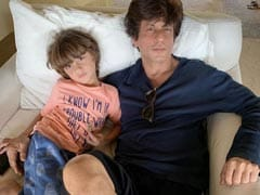 """Shah Rukh Khan, Father Of Three, Spins An ROFL Tweet Around """"Contributing To Population Boom"""""""