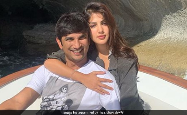 Sushant Rajput Death Case: Top Court To Hear Rhea Chakraborty's Plea On August 5