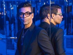 "Karan Johar Busts A <I>Takht</i> Rumour, Slams ""Baseless"" Reports"
