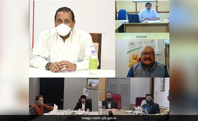 5 Out Of 8 States In Northeast Coronavirus-Free: Union Minister