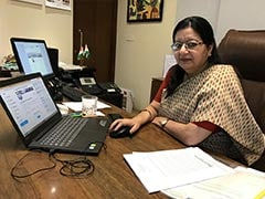 Jamia VC Apprises HRD Minister Of University's Online Faculty Development Programme