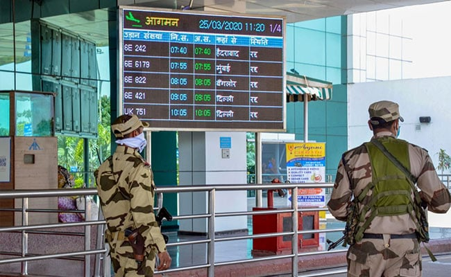 Paramilitary CISF To Take Over Leh Airport's Security This Week