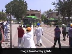 Coronavirus: Over 200 Stranded Sikhs Evacuated From Delhi Gurdwara