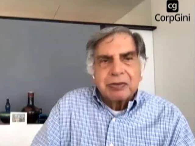 Video : Ratan Tata Blast Builders For Creating Mumbai Slums As COVID-19 Spreads