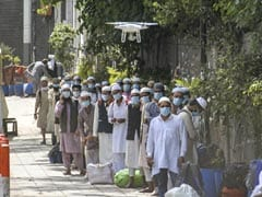 Case In Bhopal Against 64 Foreigners Linked To Delhi Islamic Sect Congregation