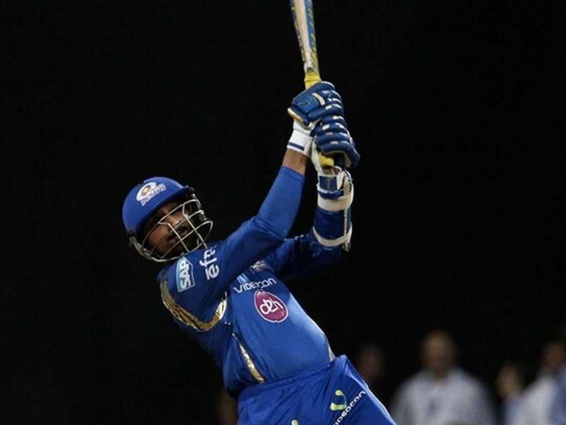 Harbhajan Singh Shares Video Of Him Hitting Three Consecutive Sixes In IPL Match Against Kings XI Punjab