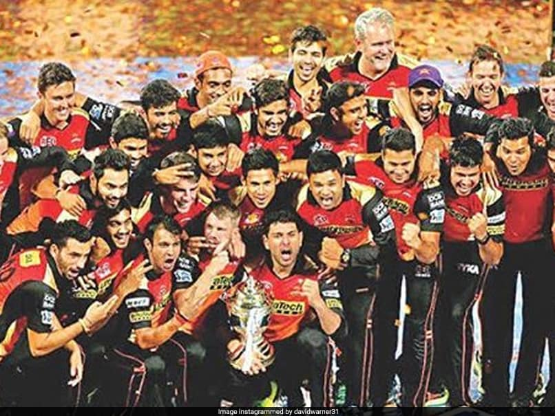 """David Warner Reveals His Favourite IPL Moment With """"My Indian Family"""""""