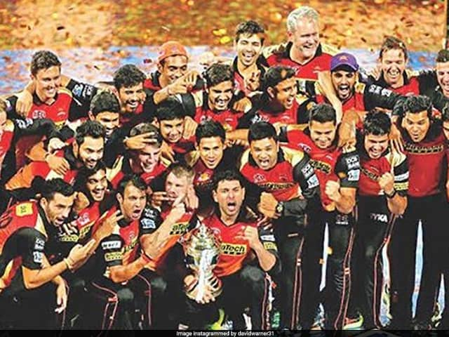 David Warner Wins Hearts After Calling SRH His Indian Family