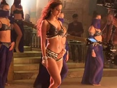 Disha Patani Shares A BTS Video From <i>Baaghi 3</i> Song. Ayesha And Krishna Shroff Comment