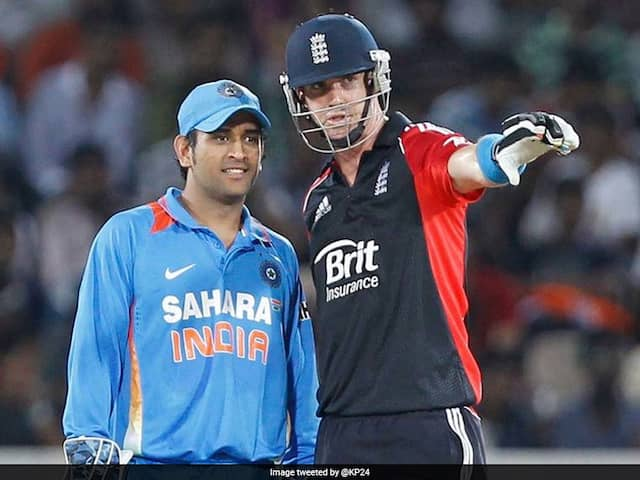 Kevin Pietersen Trolls MS Dhoni, Fans Remind Him Not To Mess With Ex-India Captain