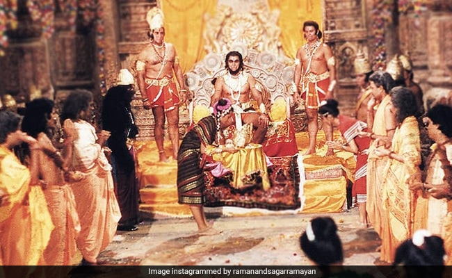 Shyam Sundar Kalani, Who Played Sugriv In Ramanand Sagar Ramayan, Dies. . Arun Govil And Sunil Lahri Remember The Actor  IMAGES, GIF, ANIMATED GIF, WALLPAPER, STICKER FOR WHATSAPP & FACEBOOK