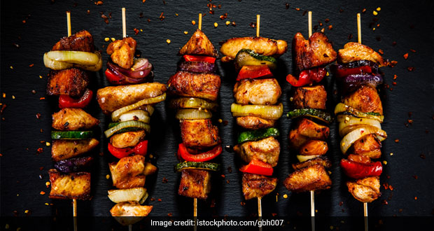 13 Best Vegetarian Kebab Recipes | Easy Kebab Recipes