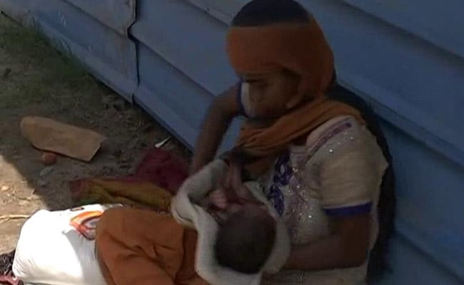 'Very Upset': Delhi MLA Sends Relief After Report On Starving Migrant Mom