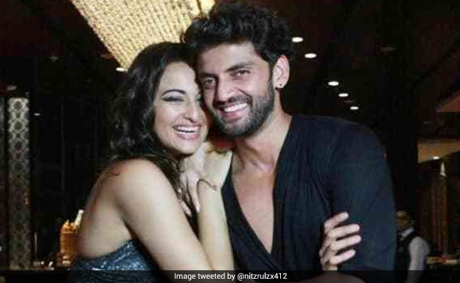 "Zaheer Iqbal Says Rumours Of Dating Sonakshi Sinha Made It ""Awkward"" As He Was Already Seeing Someone"