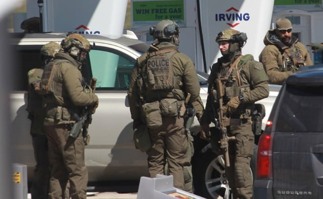 At Least 16 Killed In Overnight Shooting Rampage In Canada, Gunman Killed