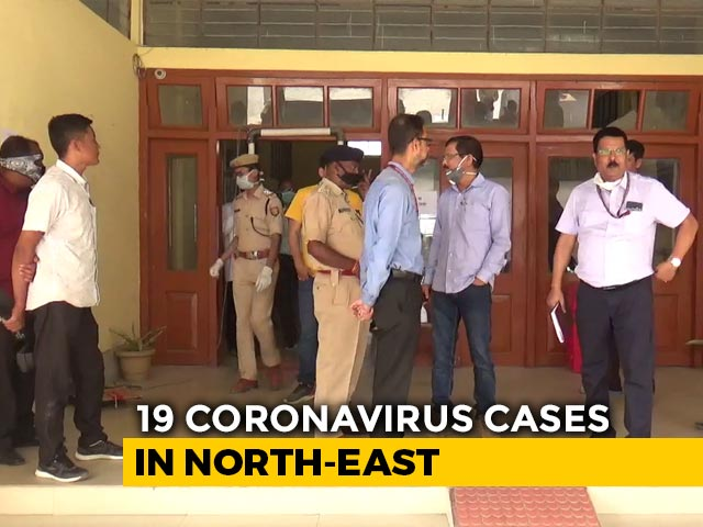 Video : Assam COVID-19 Cases Rise To 16, All Attended Delhi Mosque Event