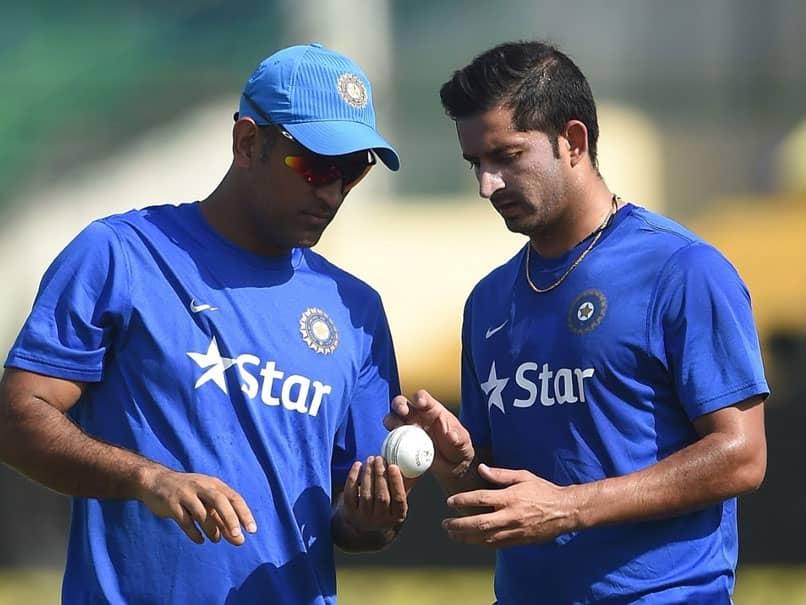 """""""Every Cricketer In The World Wants To Play Under MS Dhoni"""", Says Mohit Sharma"""