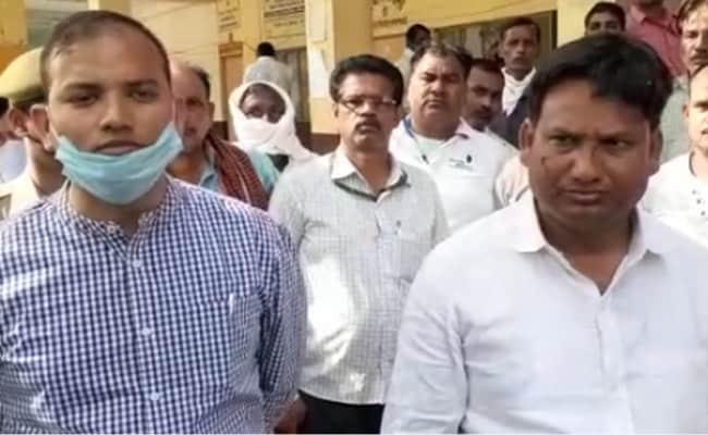 कन्नौज सदर तहसीलदार ने भाजपा सांसद पर लगाया जातिसूचक गाली देने और मारपीट करने का आरोप
