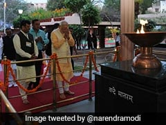 """Bow To Those Martyrs"": PM Modi On 101 Years Of Jallianwala Bagh Massacre"