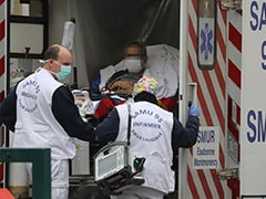 France Reports Drop In Daily COVID-19 Deaths Even As Count Tops 13,800