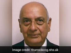 Indian-Origin Doctor Who Was Hospitalised On His 78th Birthday Dies Of COVID-19