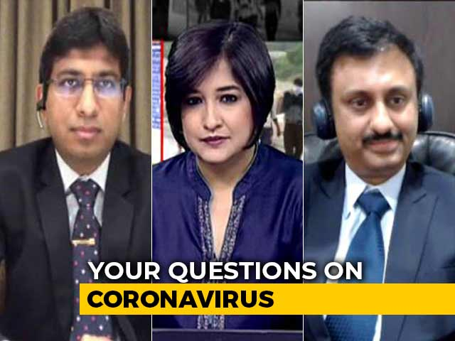 "Video : ""Continue With Drugs For Diabetes, Heart Even If Diagnosed With COVID-19"": Experts Take Your Questions"
