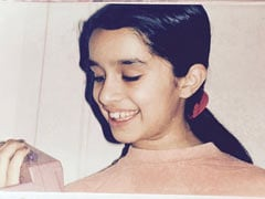 This Throwback Pic Of Shraddha Kapoor Is Too Cute To Miss